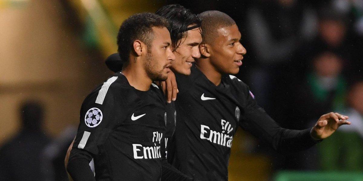 Mbappé habla sobre la 'mala' relación entre Neymar y Cavani