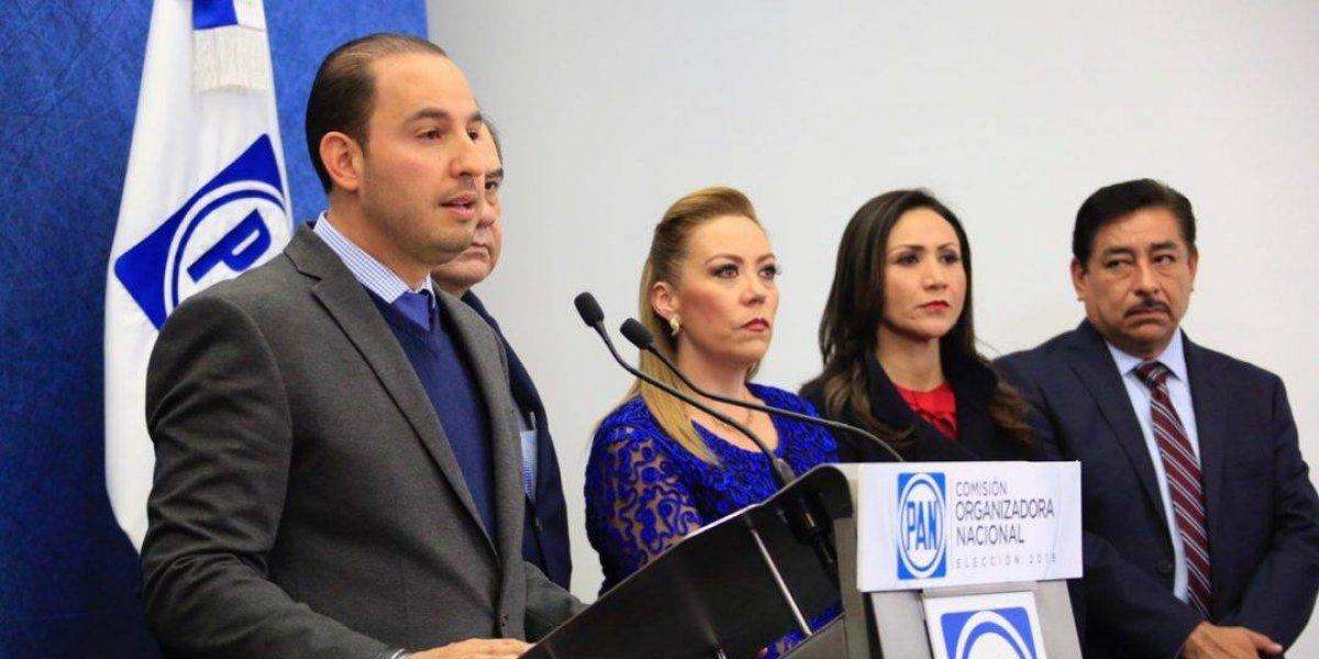 Marko Cortés pide a diputados corregir errores del presupuesto