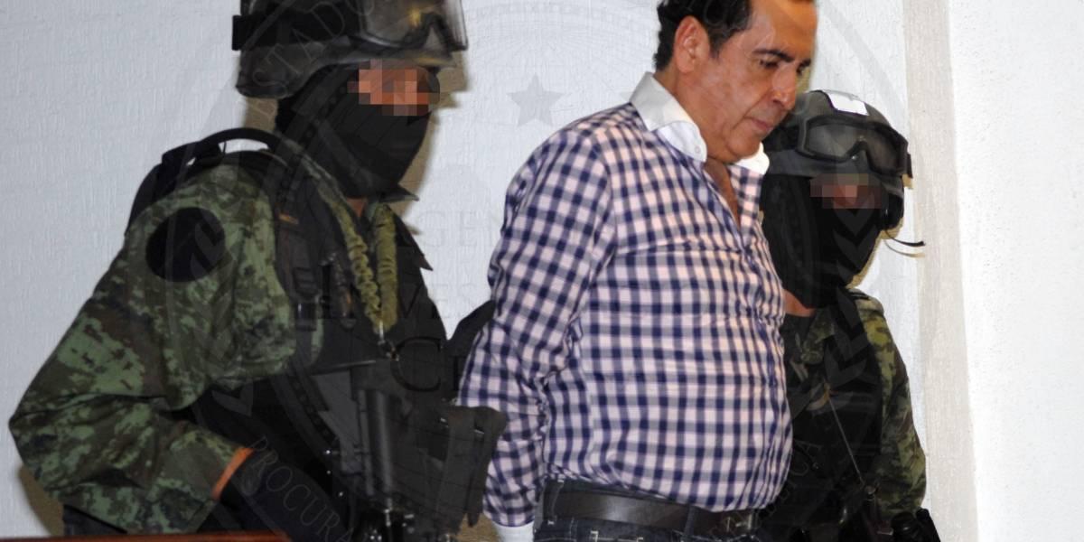 """Muere el narcotraficante Héctor Beltrán Leyva """"El H"""" en Toluca"""