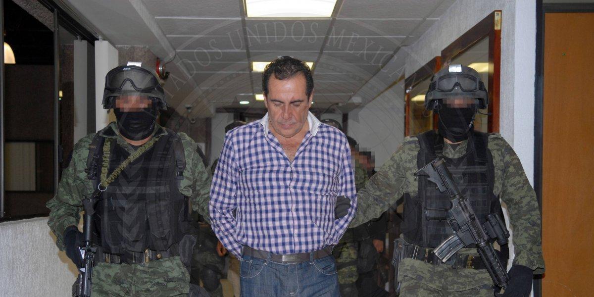 Trasladan cuerpo de Héctor Beltran Leyva a Sinaloa