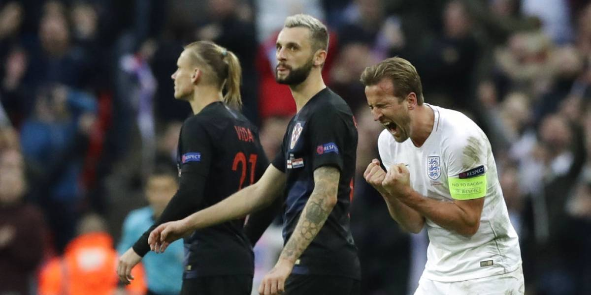 Inglaterra, a fase final de Liga de Naciones; España, fuera