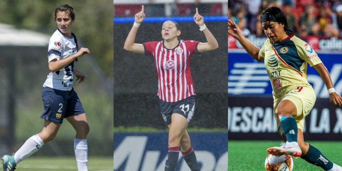 Liga MX Femenil define los cuartos de final