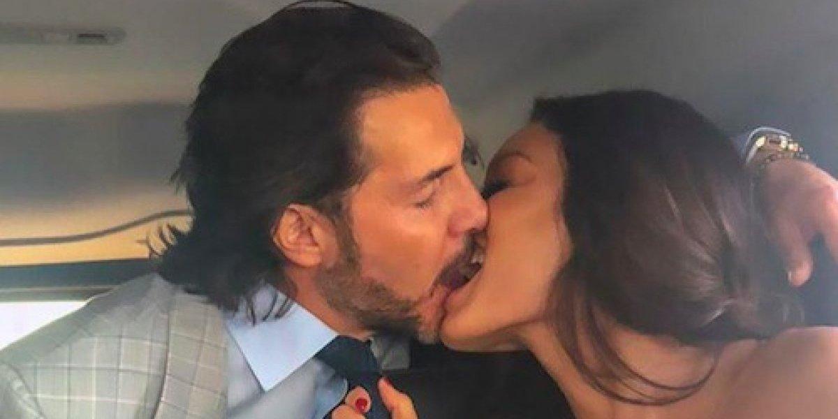 Zuleyka Rivera se 'come' a su novio