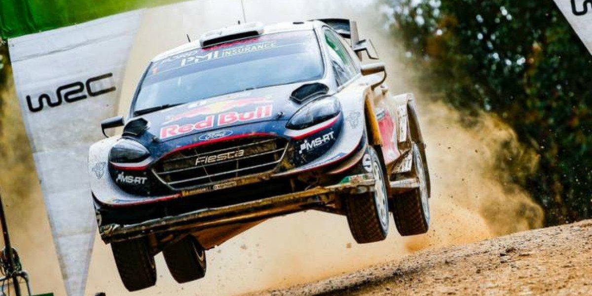 """Llegó el """"hexa"""": Sebastien Ogier de nuevo campeón del WRC"""