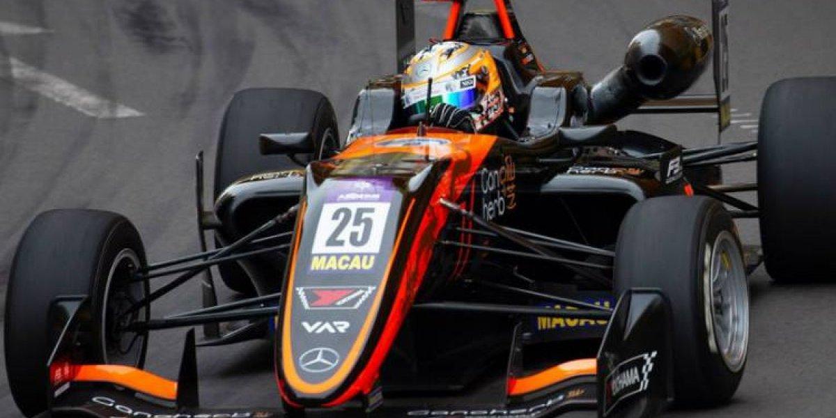 Alemana Sophia Flörsch sobrevive a un grave accidente en la Fórmula 3