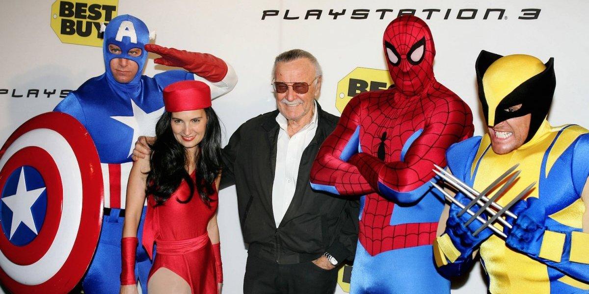 Comediante desprecia el legado de Stan Lee