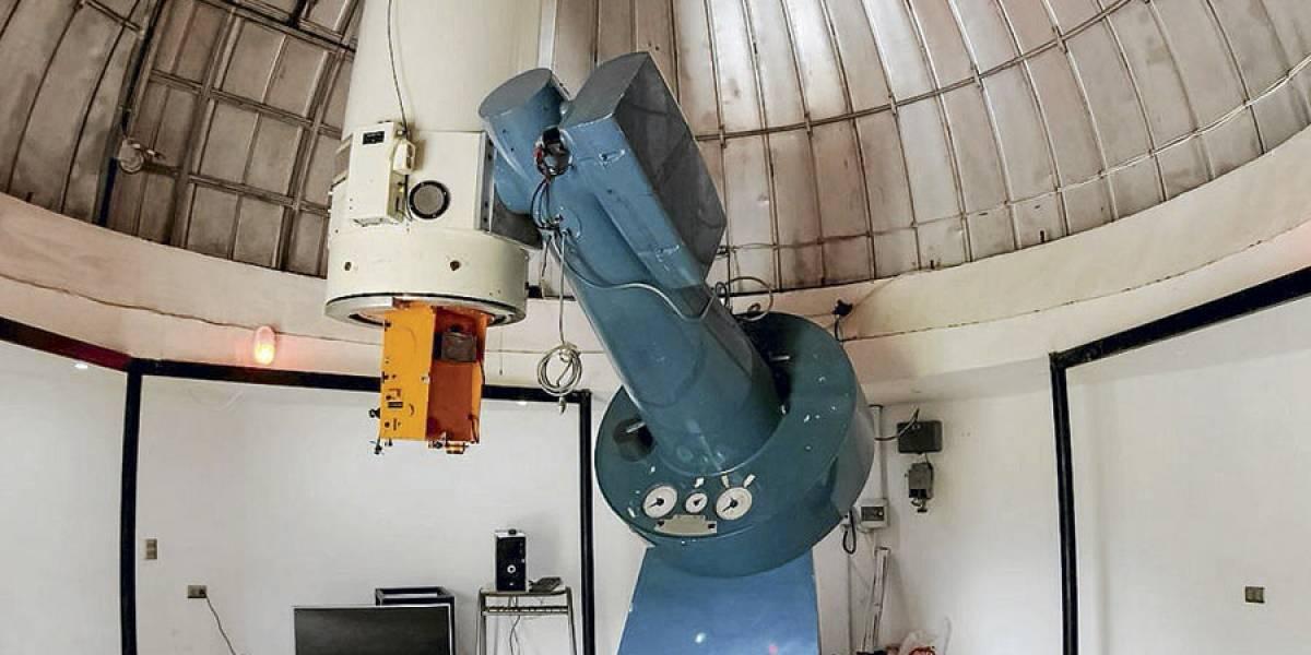 El primer telescopio público de Chile está en la provincia de Los Andes