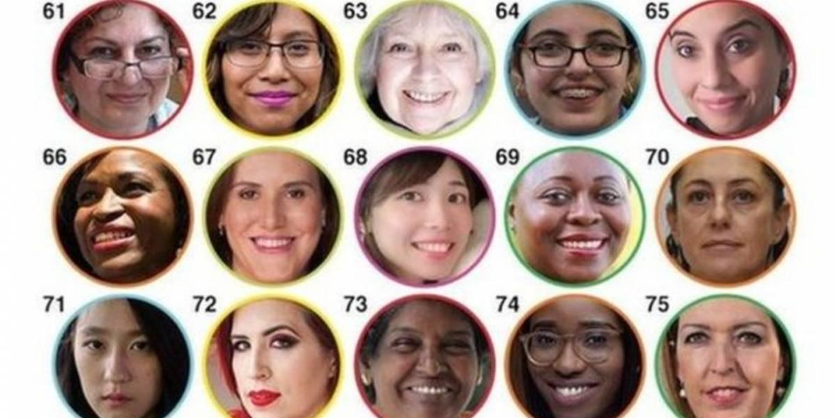 """Guatemalteca """"inspiradora e influyente"""" figura en la lista de las 100 Mujeres del año de la BBC"""