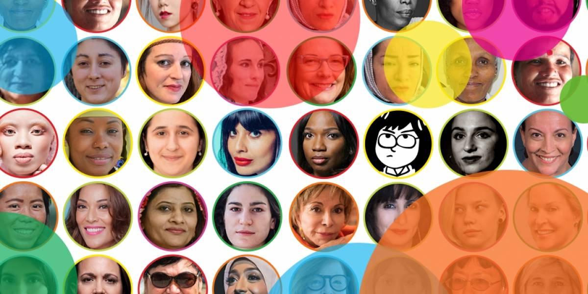 Uma lista de 100 mulheres influentes e inspiradoras de todo o mundo, selecionadas pela BBC