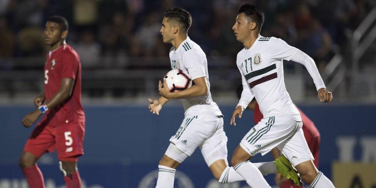 Tricolor Sub-20 disputará la final del premundial de la Concacaf