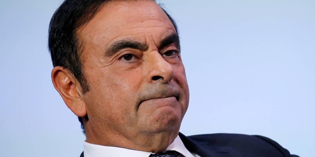 'Não tive escolha', diz Carlos Ghosn sobre fuga do Japão