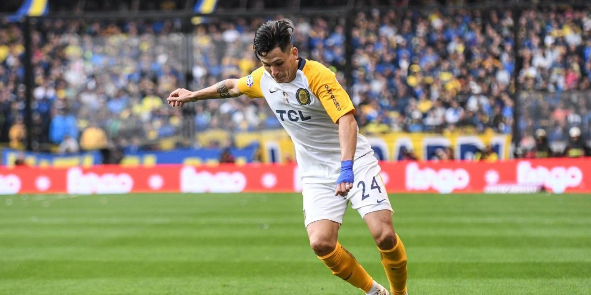 Alfonso Parot se puede unir al selecto grupo de futbolistas chilenos campeones en Argentina