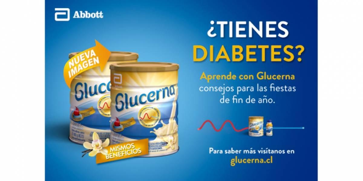 ¡Este mes de la diabetes aprende con Glucerna consejos para disfrutar las fiestas de fin de año!