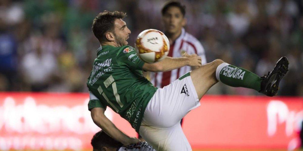 Chivas, goleado por León en Estados Unidos
