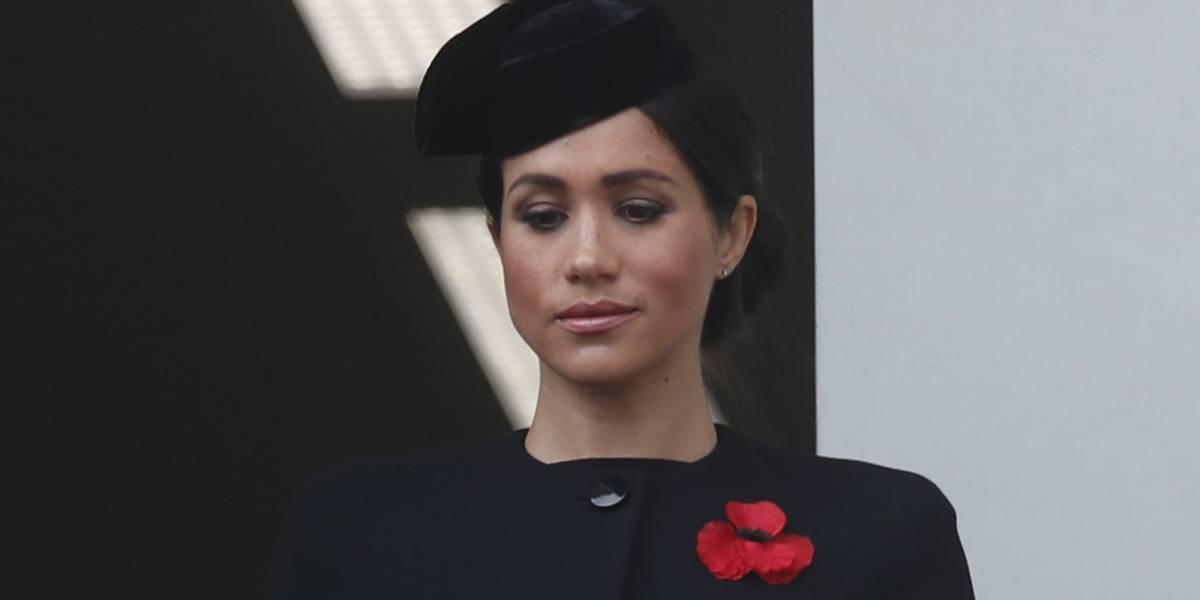 Meghan Markle y la orden que recibió de la realeza británica por su vestimenta