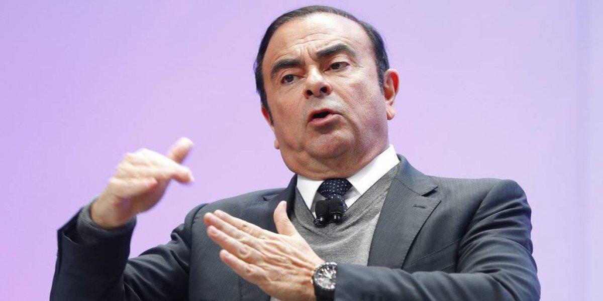 De salvador a embaucador: Presidente de Nissan y Renault cae por evasión fiscal y esconder sobresueldo