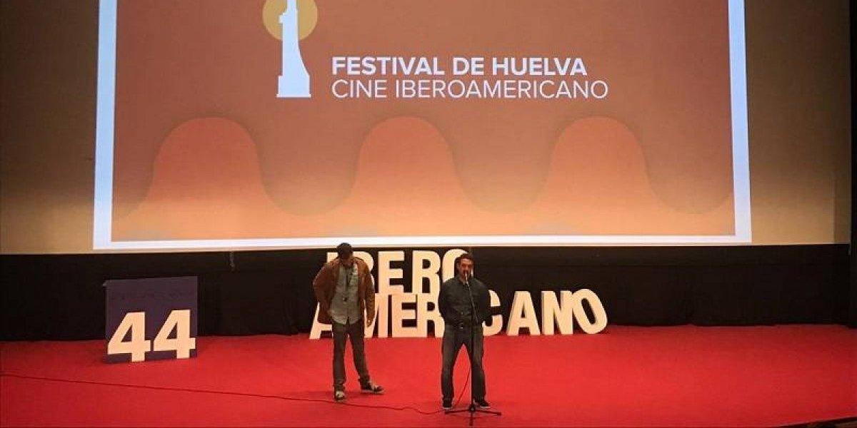 'Tubérculo Presidente' hace reír al público del Festival de Huelva