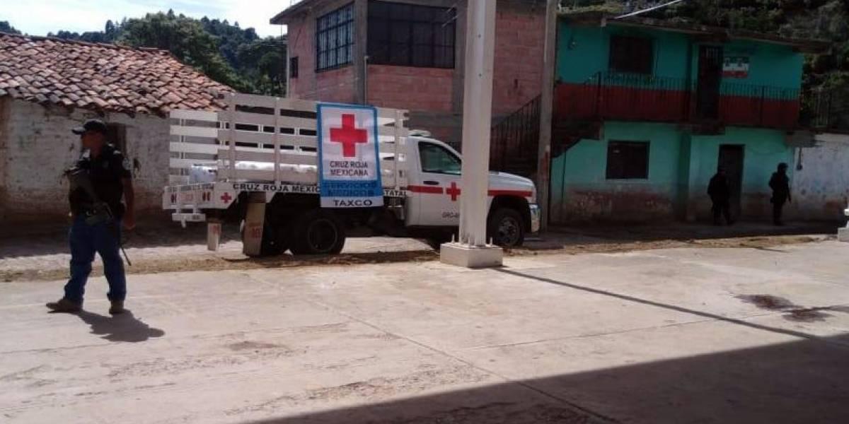 Ataque a voluntariado en Guerrero deja cuatro muertos; Cruz Roja pide justicia