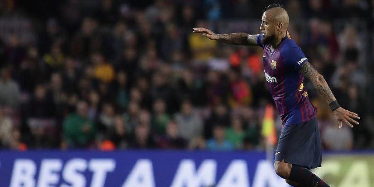 Así vivimos el triunfo del Barcelona con Vidal de titular ante Villarreal