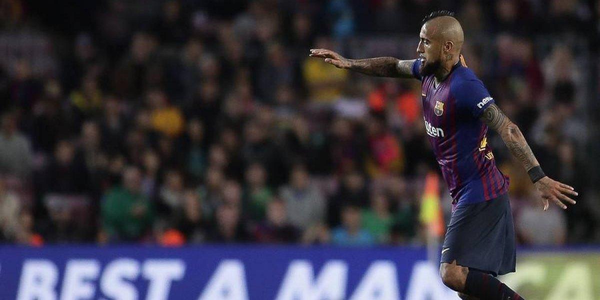 """Joan Manuel Serrat confía en Vidal: """"Espero pueda consolidarse, es un jugador que le hace falta al Barcelona"""""""