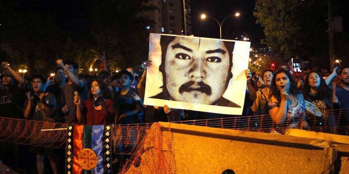 Así se escuchó el cacerolazo en los distintos puntos de Santiago por muerte de Camilo Catrillanca