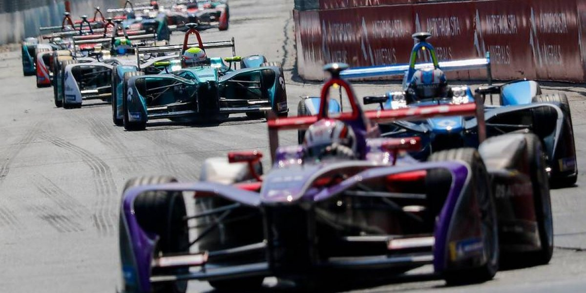Formula E En Chile Asi Es La Venta De Entradas Para La Carrera En