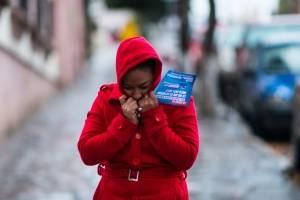 Frente frío 11 provocará descenso de temperaturas y tormentas en el país