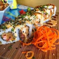 Yokomo Sushi Aplatana'o