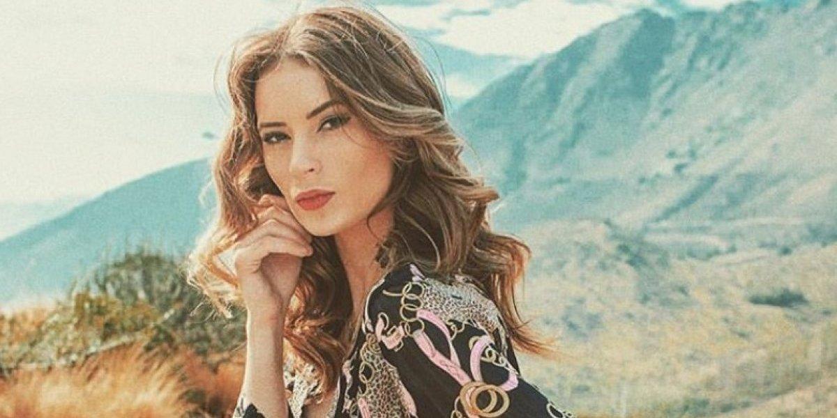 Julia Fernandes sorprendió a sus seguidores tras revelar imágenes junto a su nueva pareja