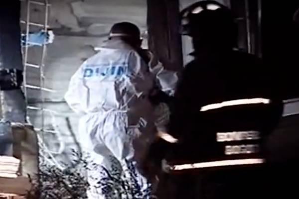Incendio en vivienda de Bogotá terminó con la vida de un hombre