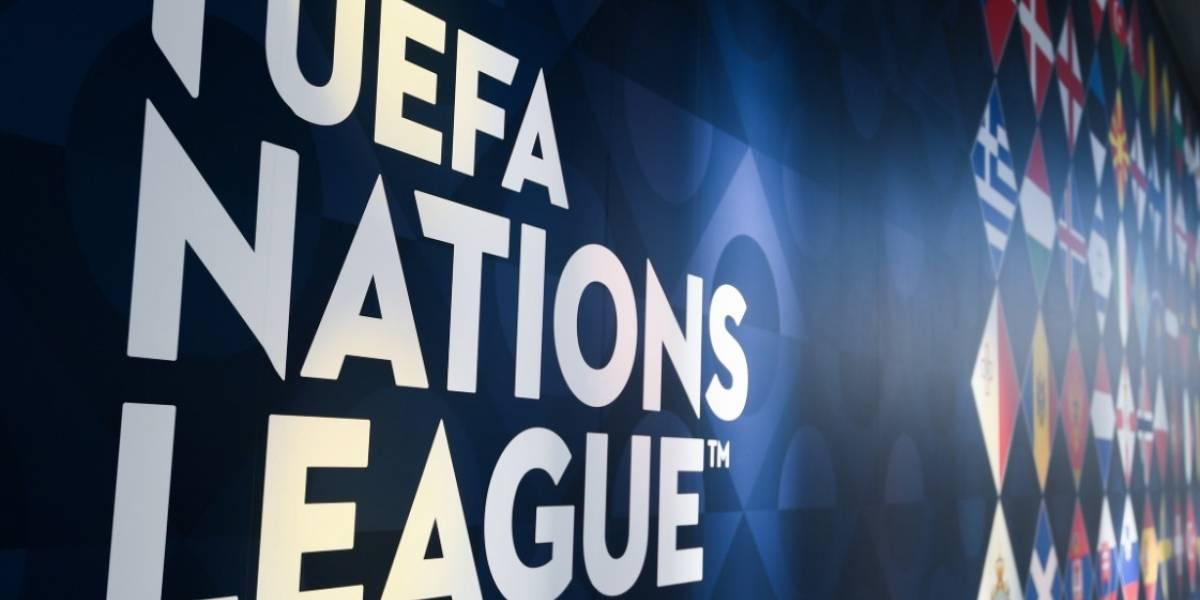 """UEFA Nations League 2018: ¿Quién va al """"final four"""", los que se mantienen y los que descienden de liga?"""