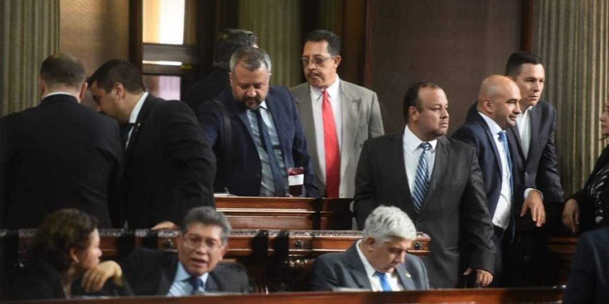Diputados castigan a la PDH con recorte de Q20 millones en 2019