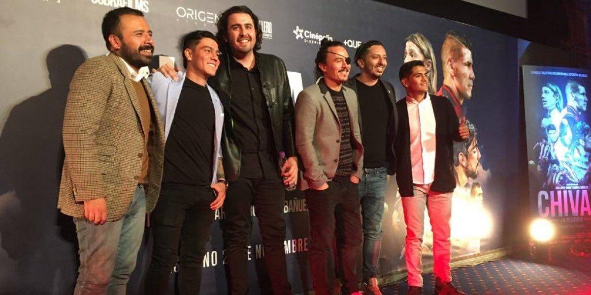 'No existe otro vehículo tan importante como el cine para contar algo así': Amaury Vergara