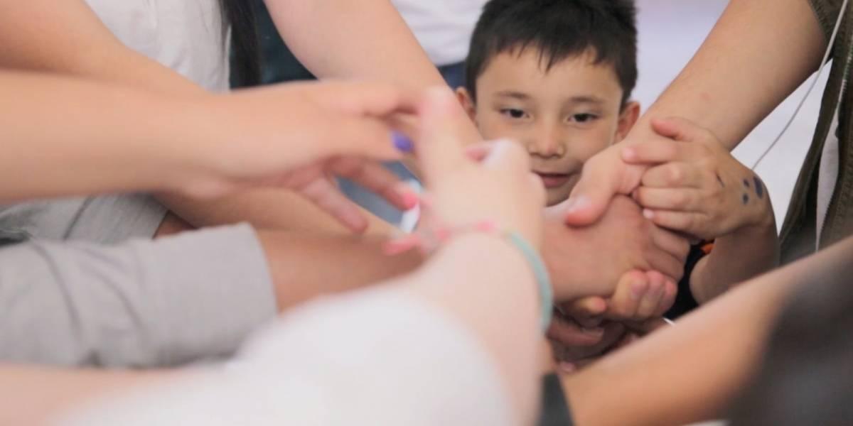 Voluntarios universitarios y su tejido social
