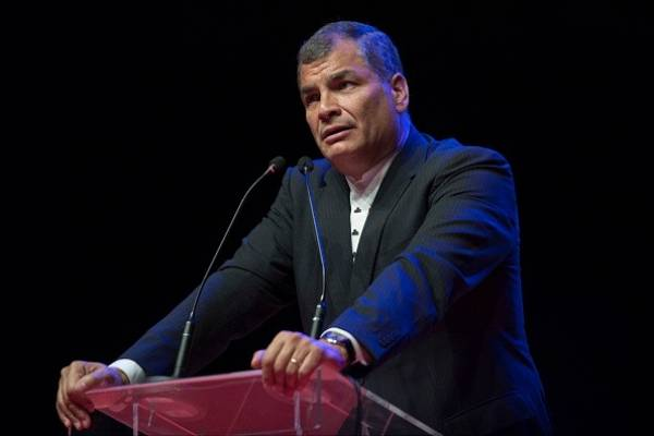 """Rafael Correa: """"¿Si Tomislav Topic tenía la plata, por qué no está involucrado en caso Odebrecht?"""""""