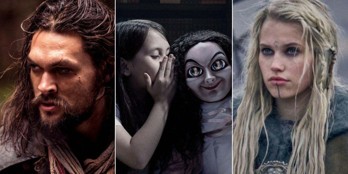 Estreias da Netflix: Todos os filmes, séries e documentários que entram para o catálogo esta semana