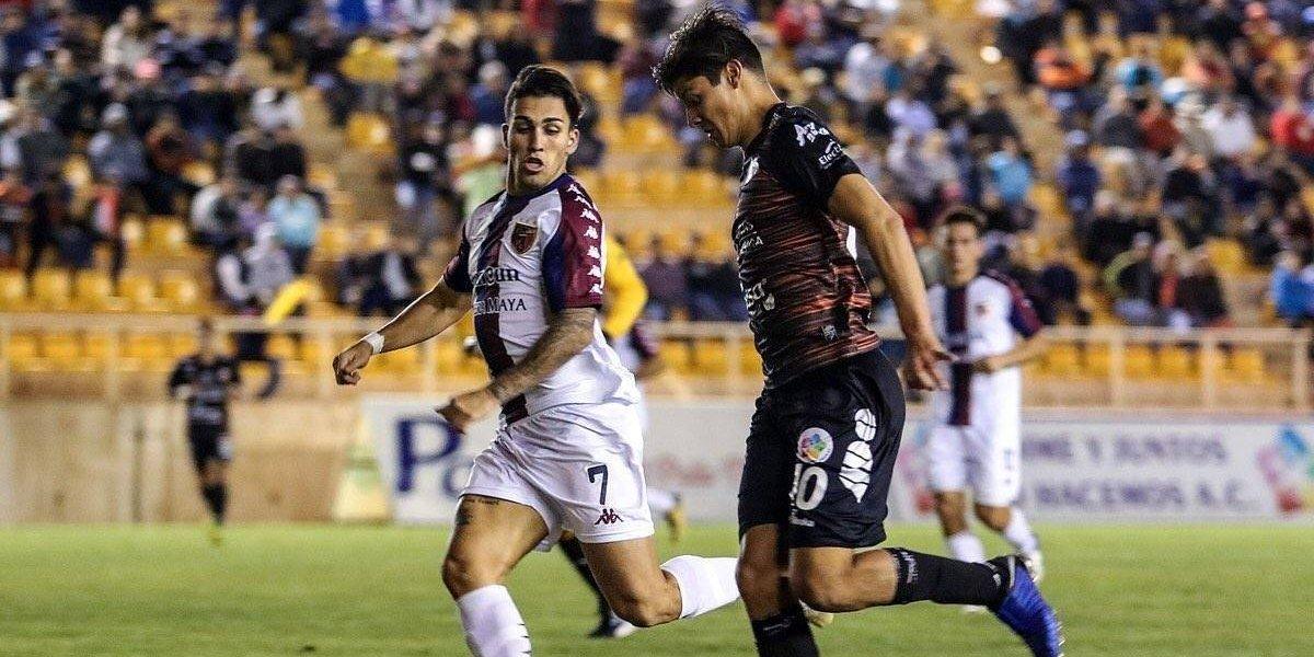 Atlante iguala con Alebrijes pero avanza a semifinales del Ascenso MX