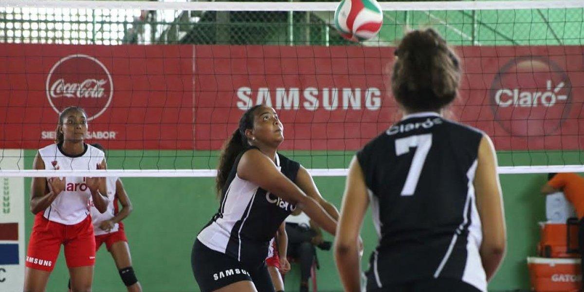 Doce equipos pasan a segunda ronda en la Copa Intercolegial Claro de Voleibol Femenino 2018