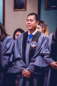 Graduación Ezequiel Quinteros