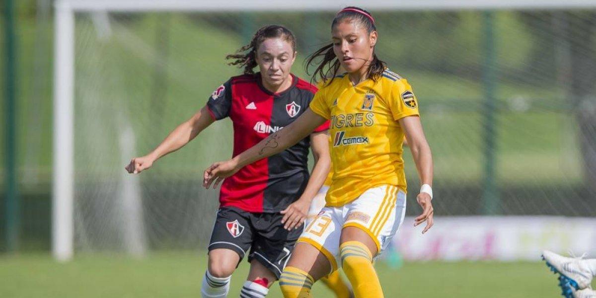Atlas femenil sueña con el título del Apertura 2018