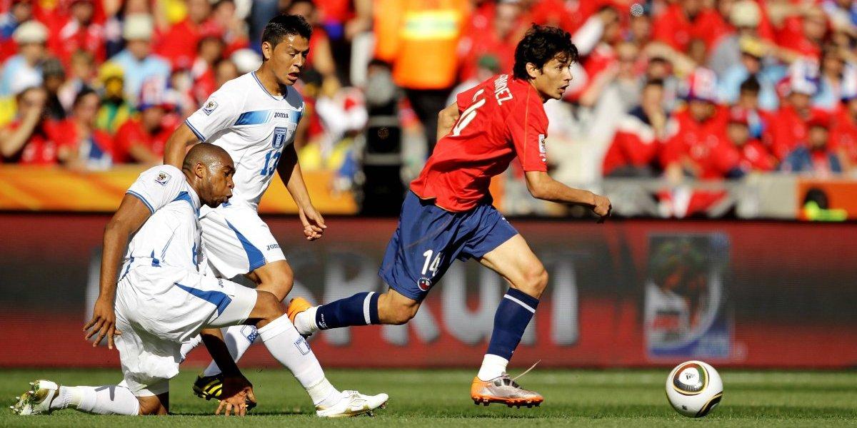 Historial Chile-Honduras: cuatro triunfos en seis partidos con un último antecedente mundialista