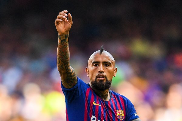 Arturo Vidal y sus primeros tres meses en el Barcelona