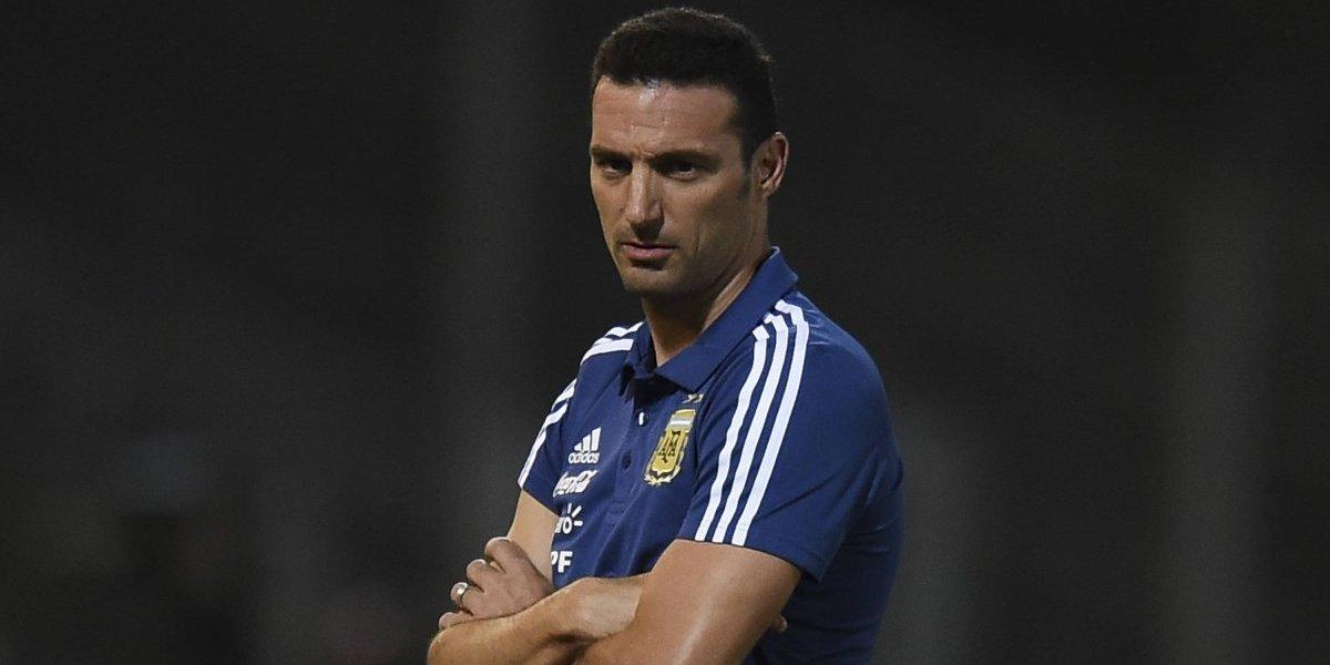 La AFA le abre la puerta al interino Lionel Scaloni para seguir al mando de Argentina