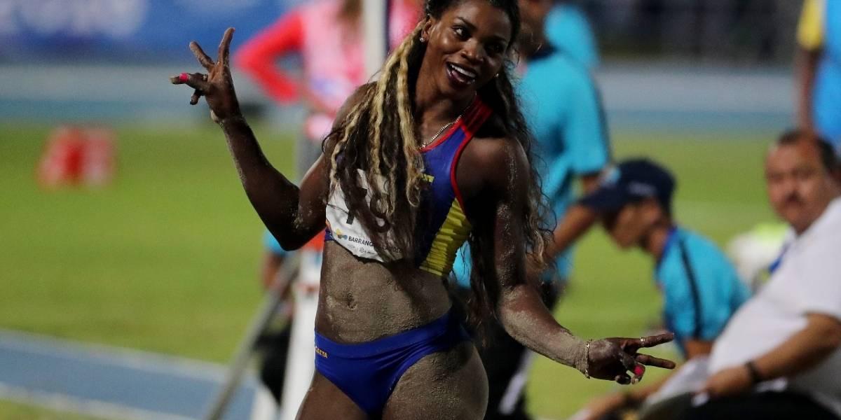 El secreto que tiene a Caterine Ibargüen en la cima del deporte mundial
