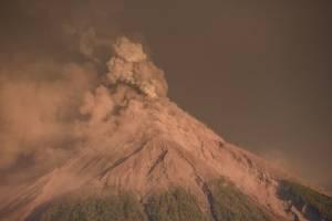 Imágenes volcán de Fuego