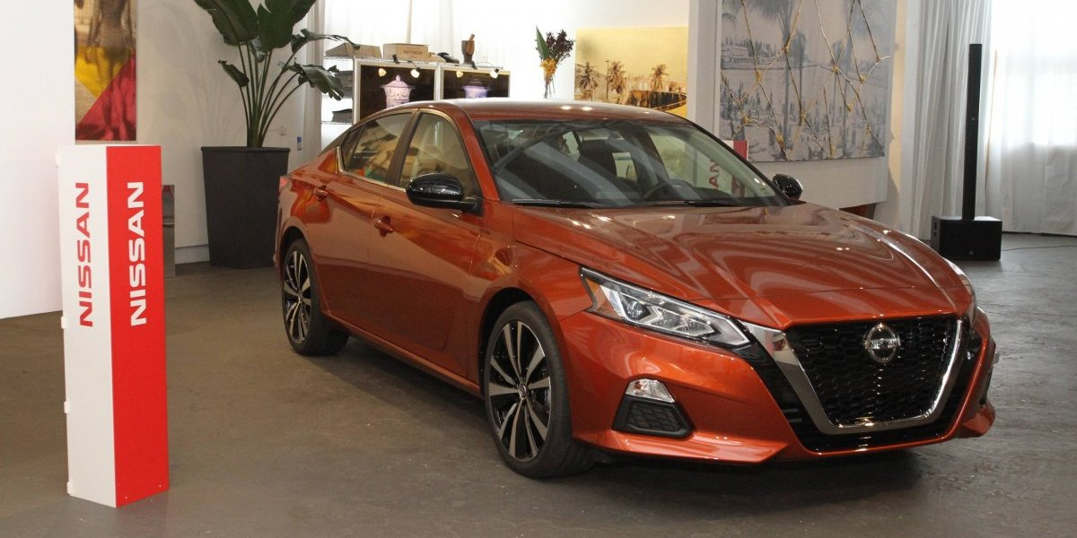 Nissan anuncia llegada del nuevo Altima 2019 a la Isla