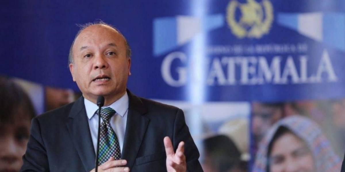 José Luis Chea renuncia como ministro de Cultura y Deporte