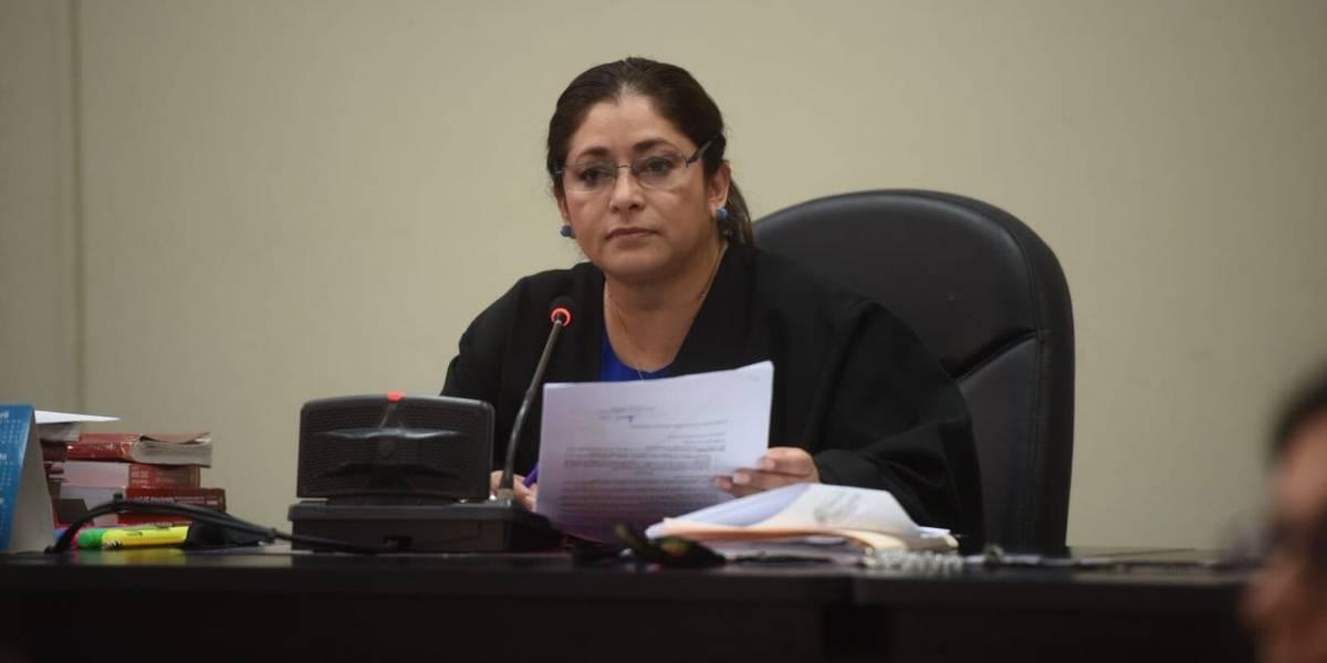 Separan a jueza de Mayor Riesgo de caso de supuesto genocidio