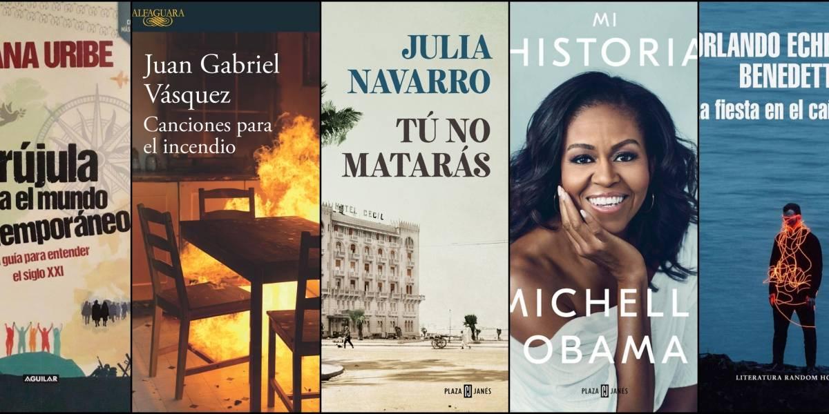 5 libros recomendados para este fin de año
