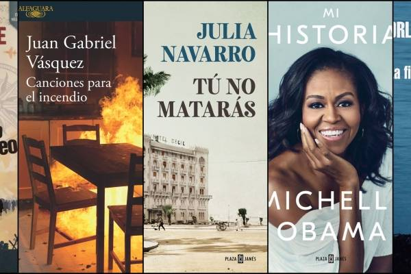 Libros recomendados noviembre
